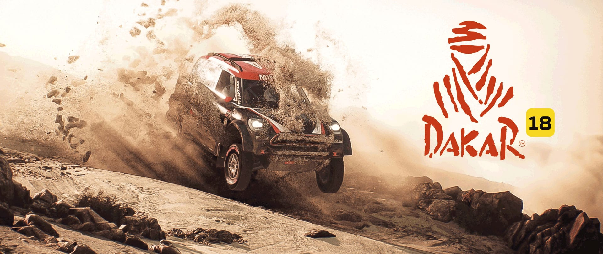 DAKAR 18 Delayed