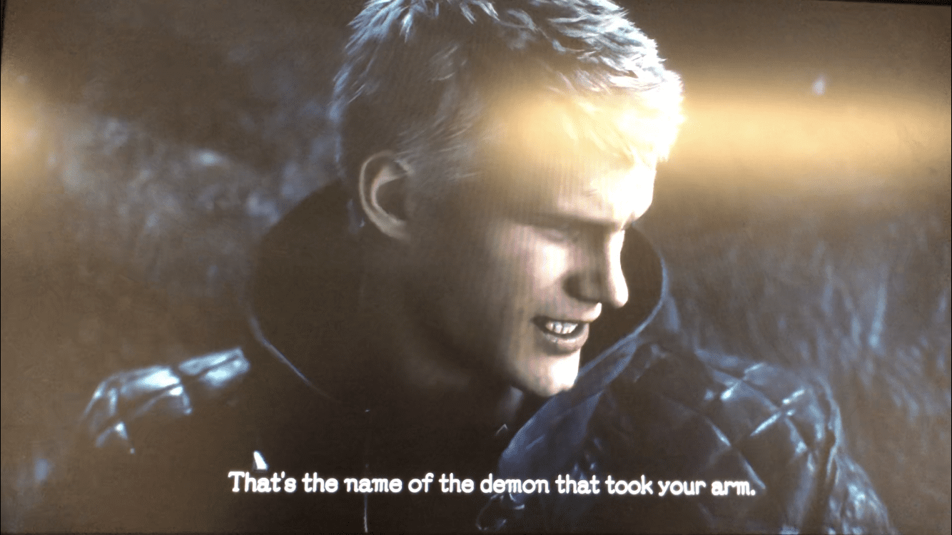 Devil May Cry 5 V's Appearance