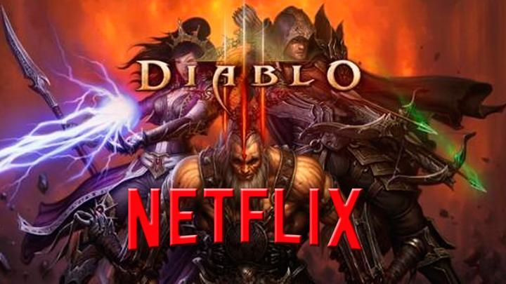 Diablo Animated Netflix Series Accidently Leaked