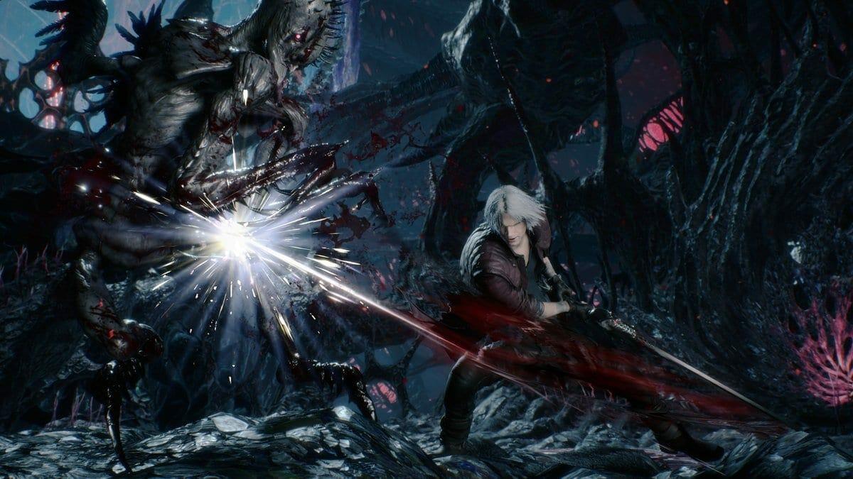 Devil May Cry 5 Screenshot