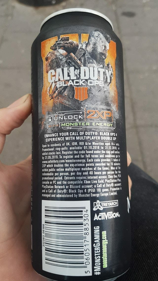 black ops unlock codes