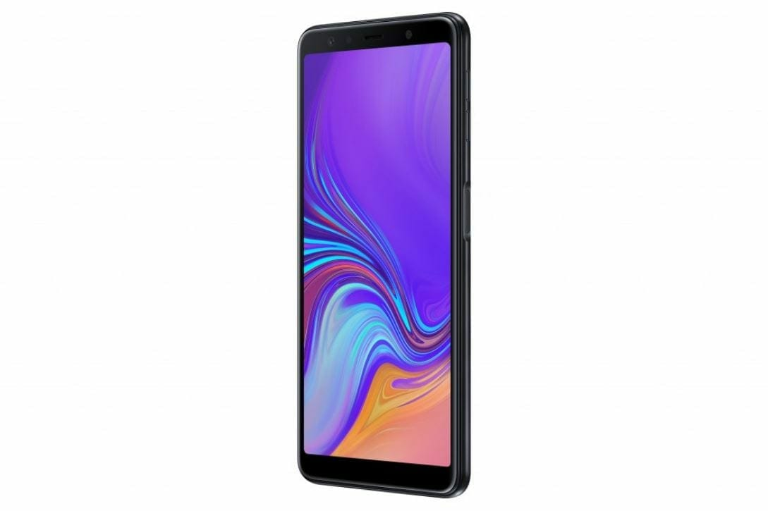 Galaxy A7 (2018): What storage options will be offered in different regions?