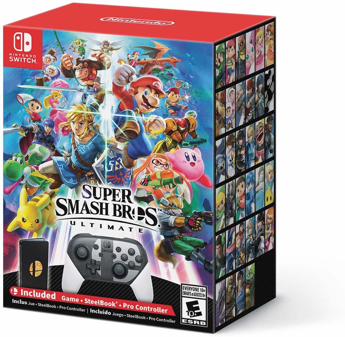 Super Smash Bros. Ultimate Special Edition