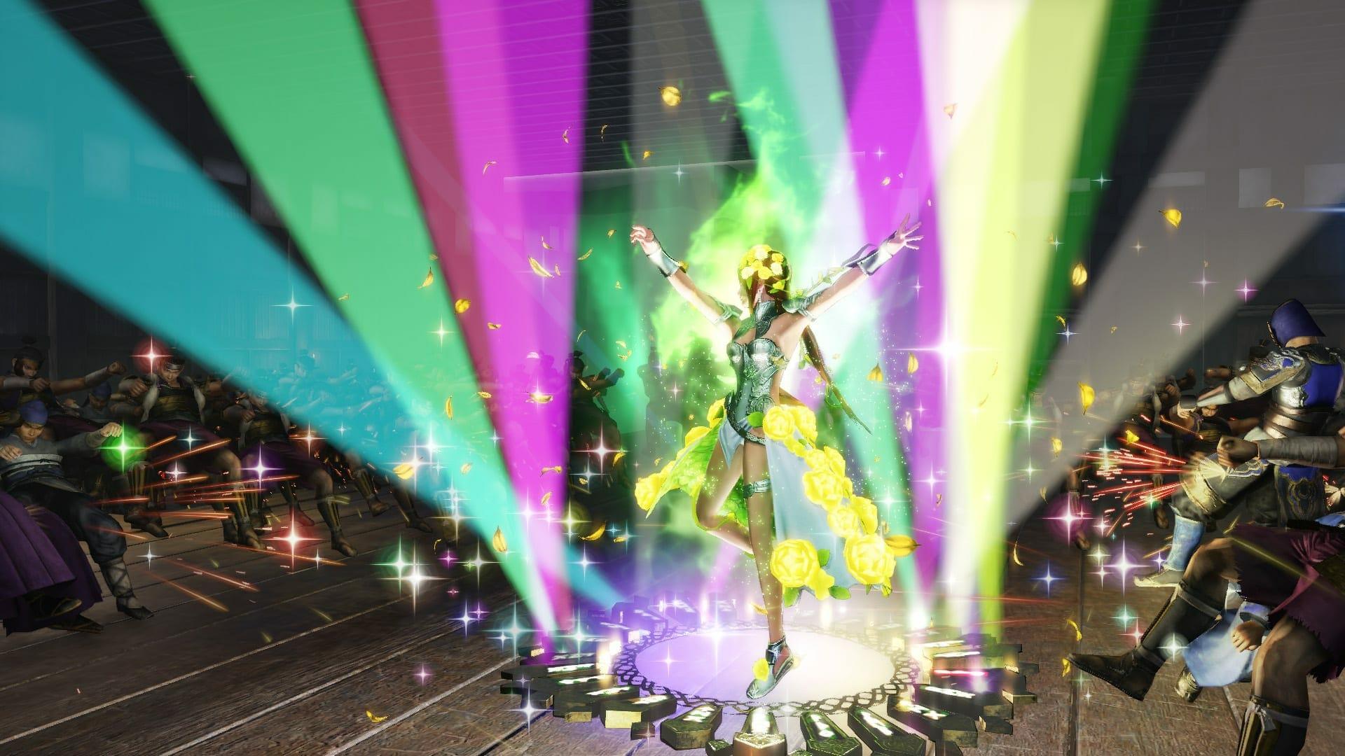 Warrior Orochi 4 Screenshot
