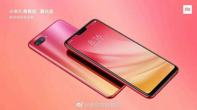 Xiaomi Mi 8 Youth Edition 1 - Download Xiaomi Mi 8 Youth Edition Stock Wallpapers