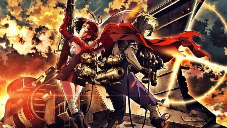 Kabaneri of the Iron Fortress: Unato Kessen anime movie