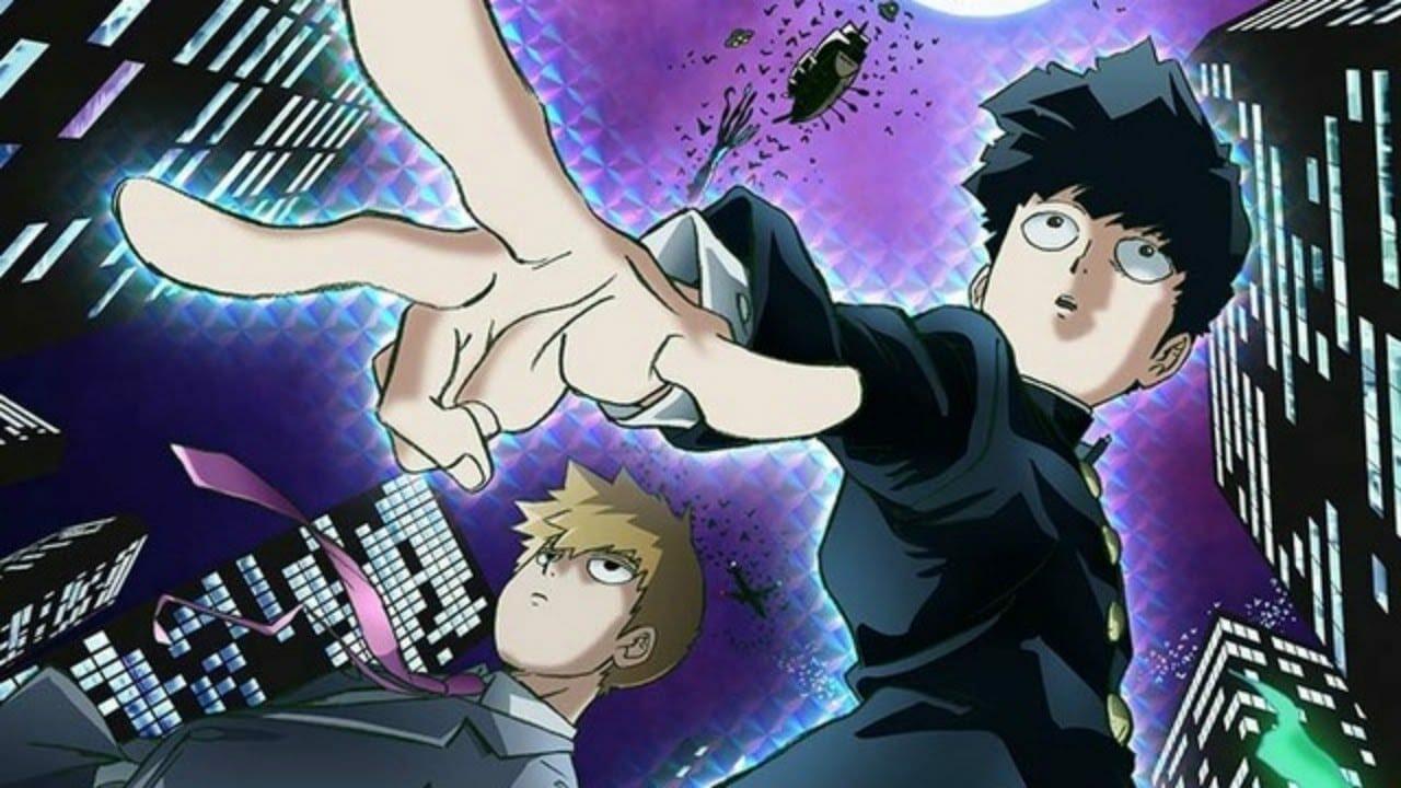 Mob Psycho 100 Tv Anime