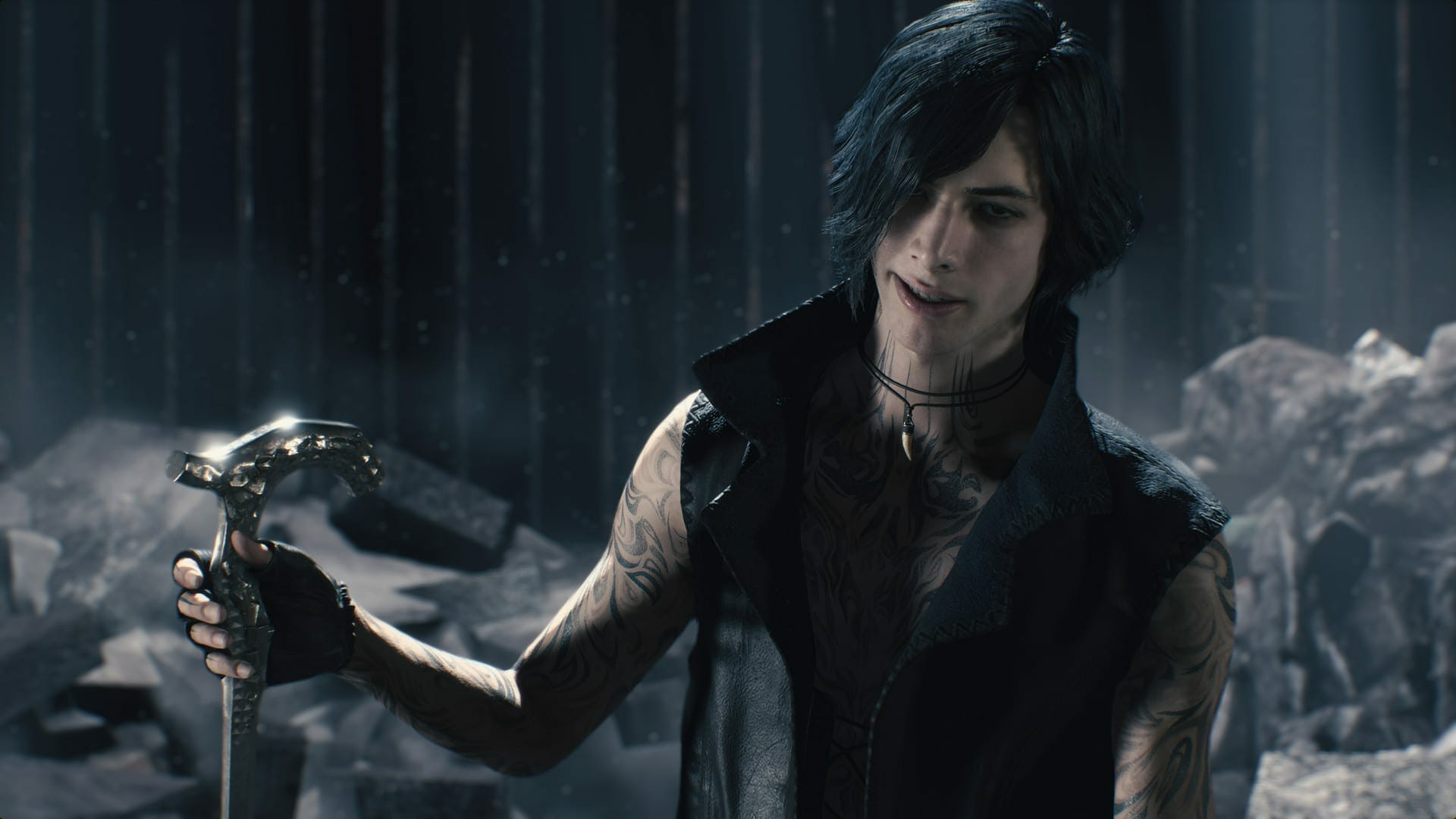 Devil May Cry 5 PCDevil May Cry 5 PC