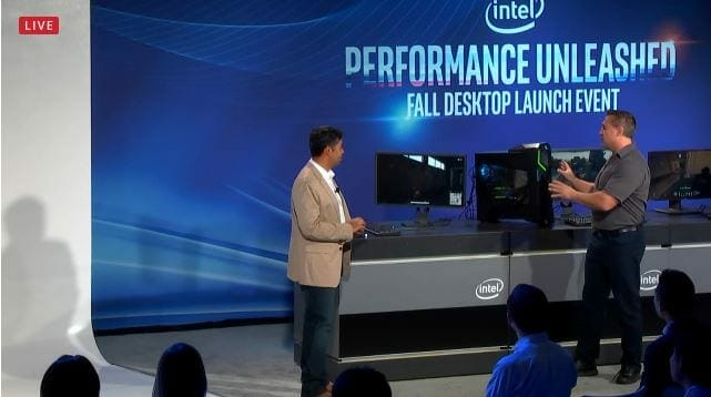 Intel Officially revealed Intel 9th Gen processors