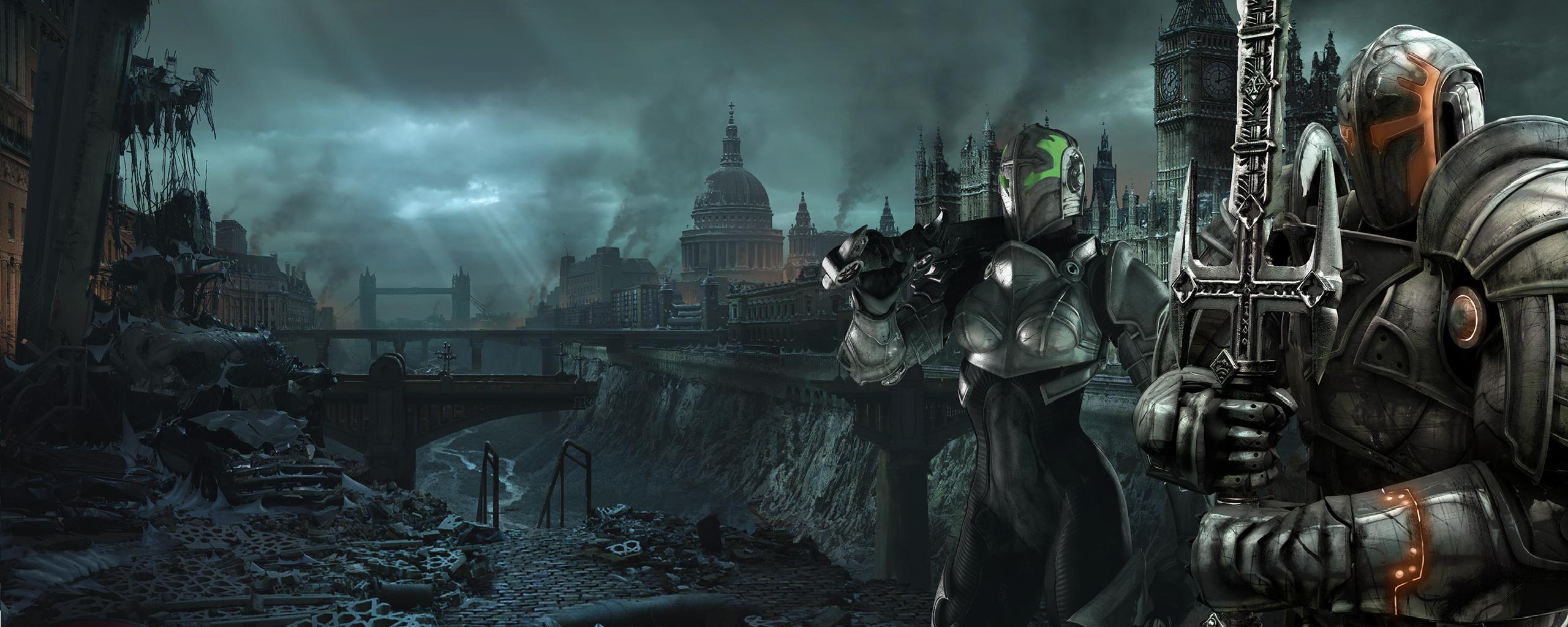 Hellgate London Will Be Released On November 15th System