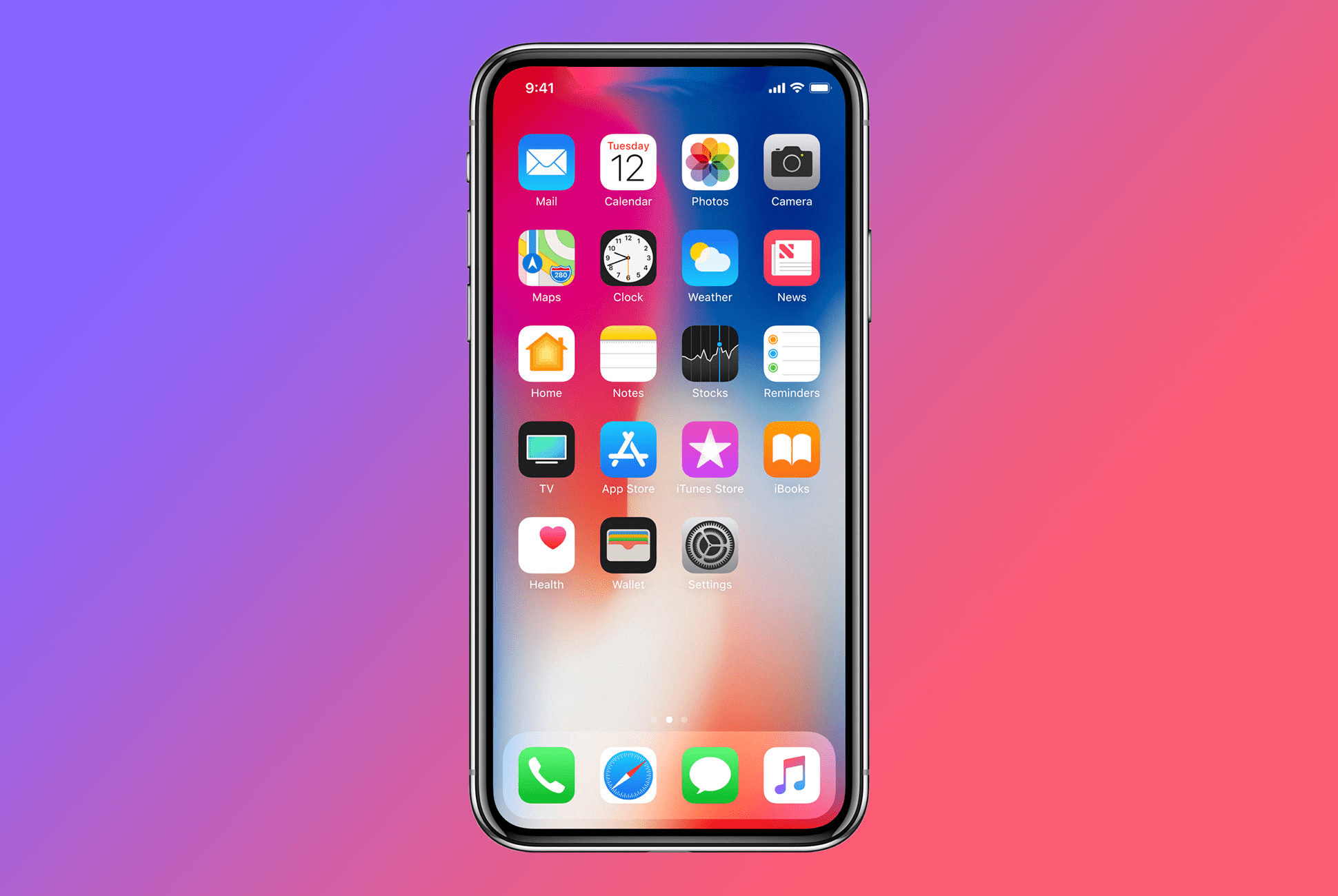 Apple iPhone Without A Notch