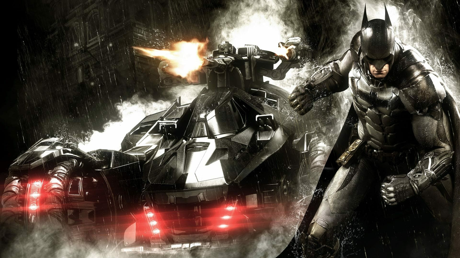 Rumor: Batman Arkham Universe Detailed by 4chan, Possible Release