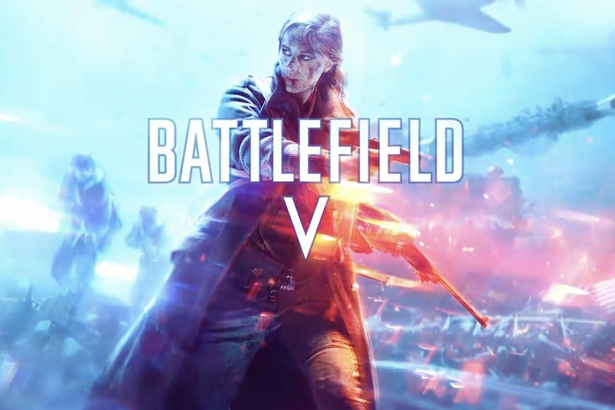 Battlefield V PS4 File Size