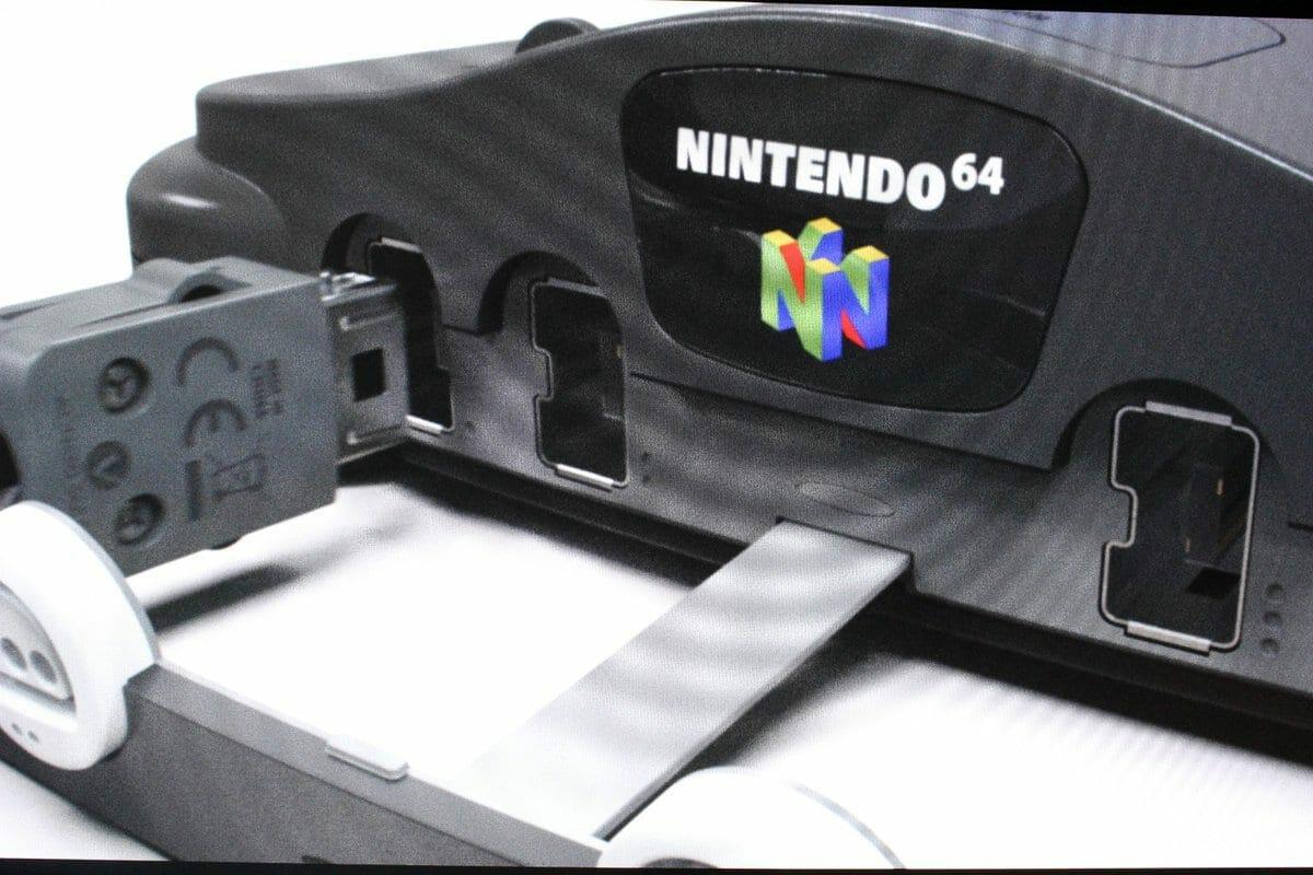 N64 Mini leaked image 2