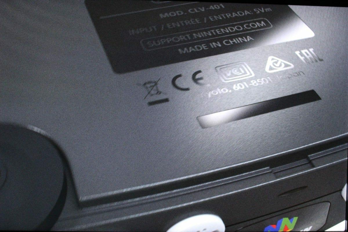 N64 Mini leaked image 3