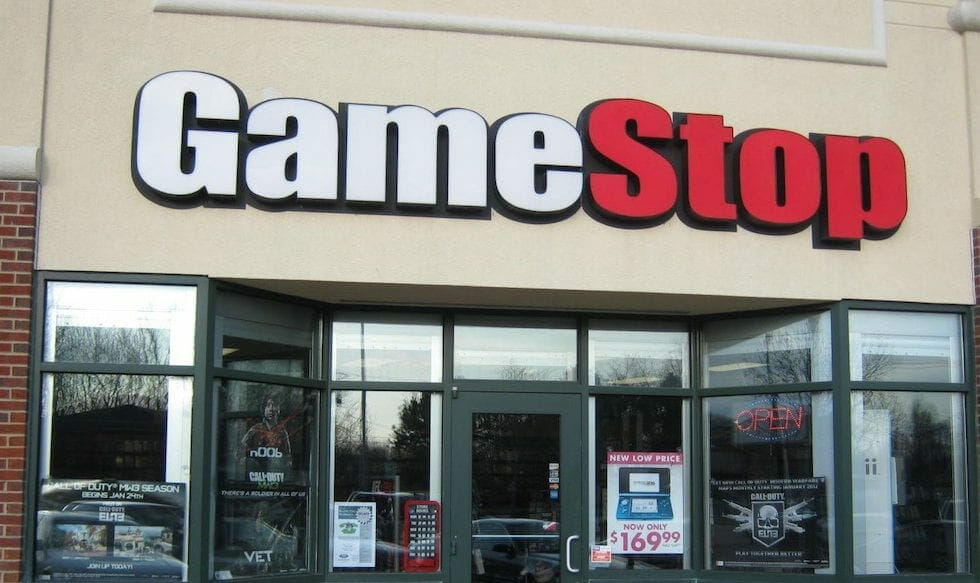 Gamestop 25$ Gift Card