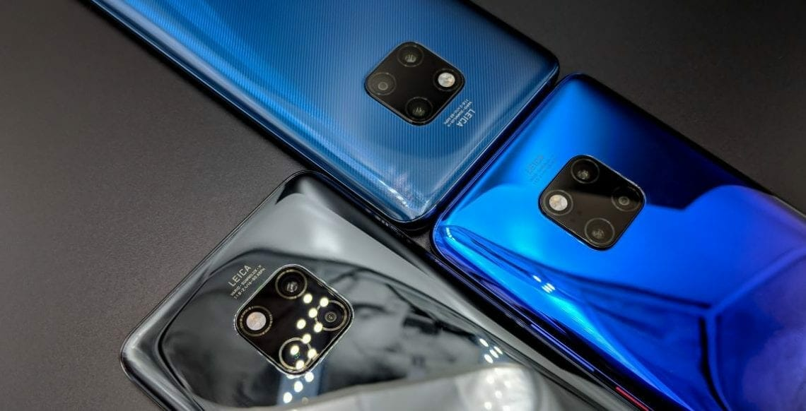 Download Huawei Mate 10 Mate 10 Pro Stock Wallpapers: Download Official Huawei Mate 20 Pro And Mate 20 X Stock