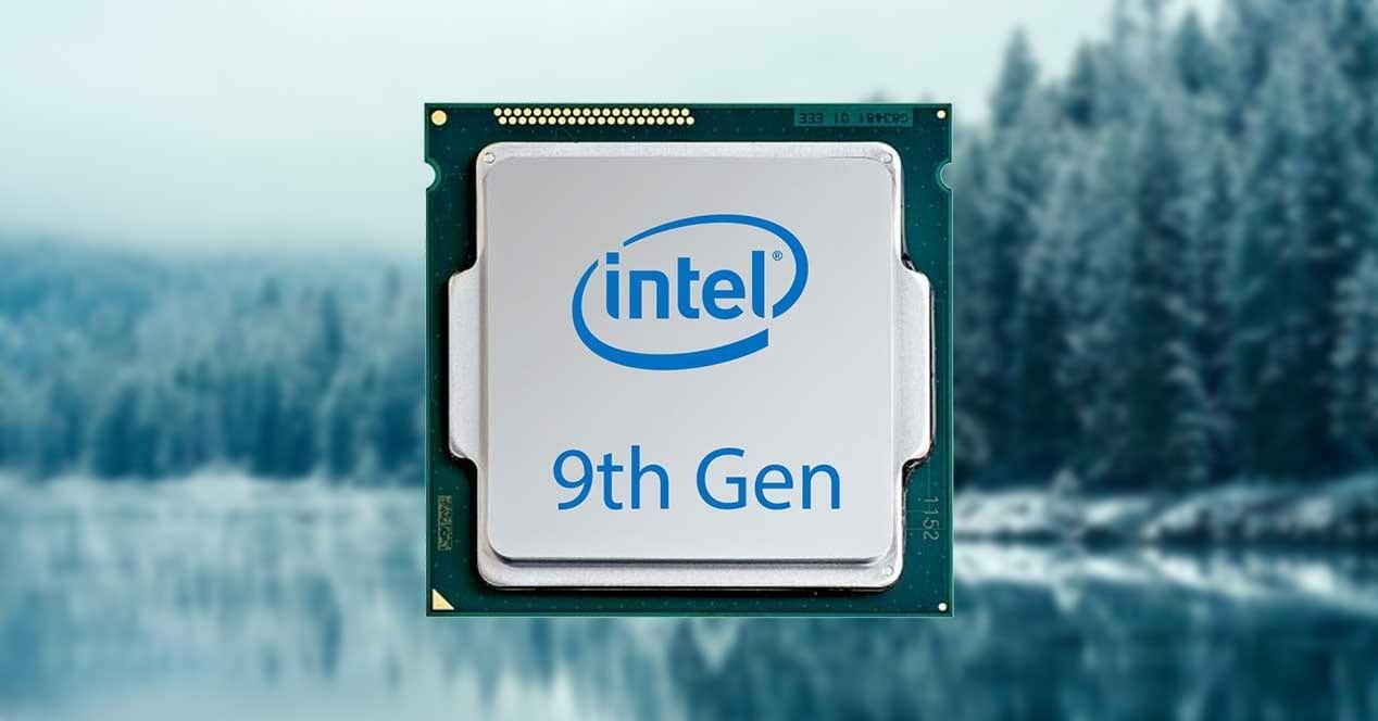 Intel 9th Gen processors
