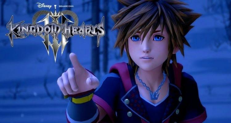 Kingdom Hearts III for Nintendo Switch