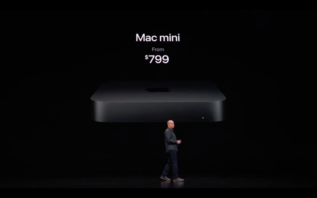 Mac mini 2018 Price - Apple Mac Mini 2018 Announced: Specs, Prices, Release Date and Where to Order