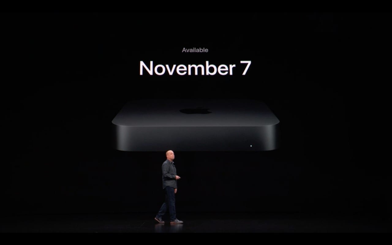 Mac mini 2018 Release Date - Apple Mac Mini 2018 Announced: Specs, Prices, Release Date and Where to Order
