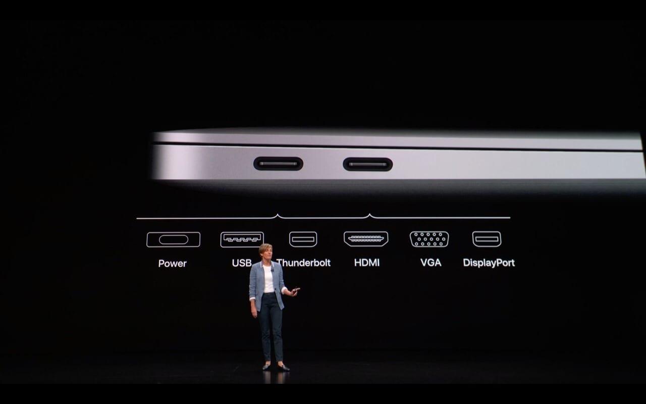 MacBook Air Ports - Apple MacBook Air 2018 Specs, Price and Release Date