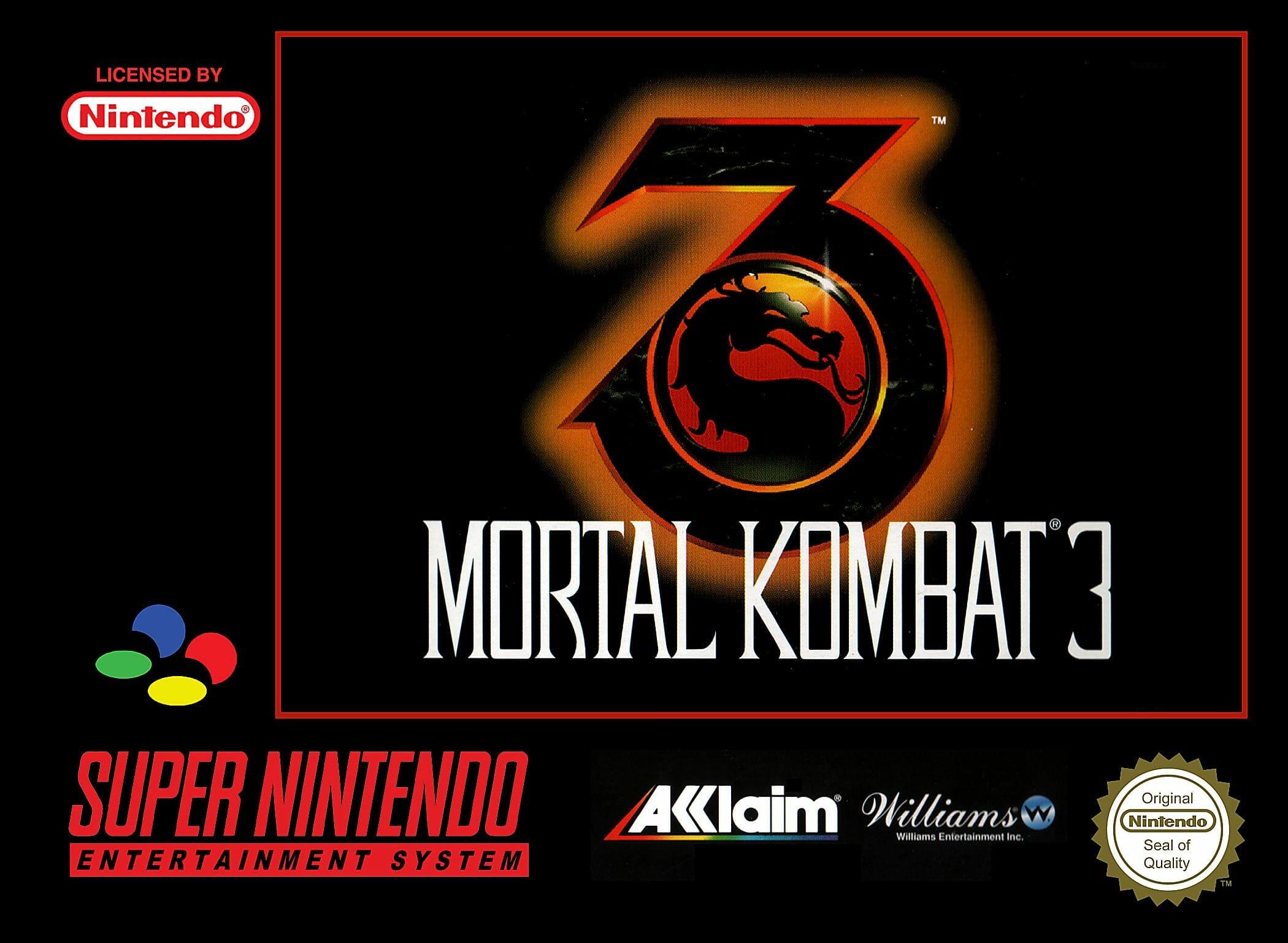 Mortal Kombat 3 Source Code Has Leaked