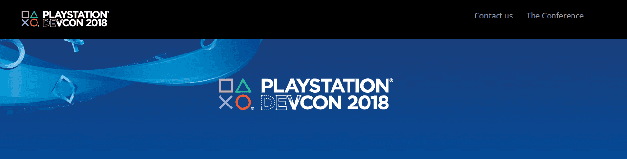 PlayStation DEVCON 2018