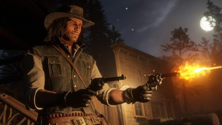 Red Dead Redemption 2 for PS4 Early Access Content