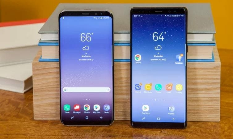 Record 4K 60 FPS Videos on Samsung Galaxy S8, Note 8 without root