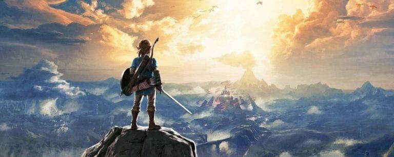 The legend of Zelda TV series