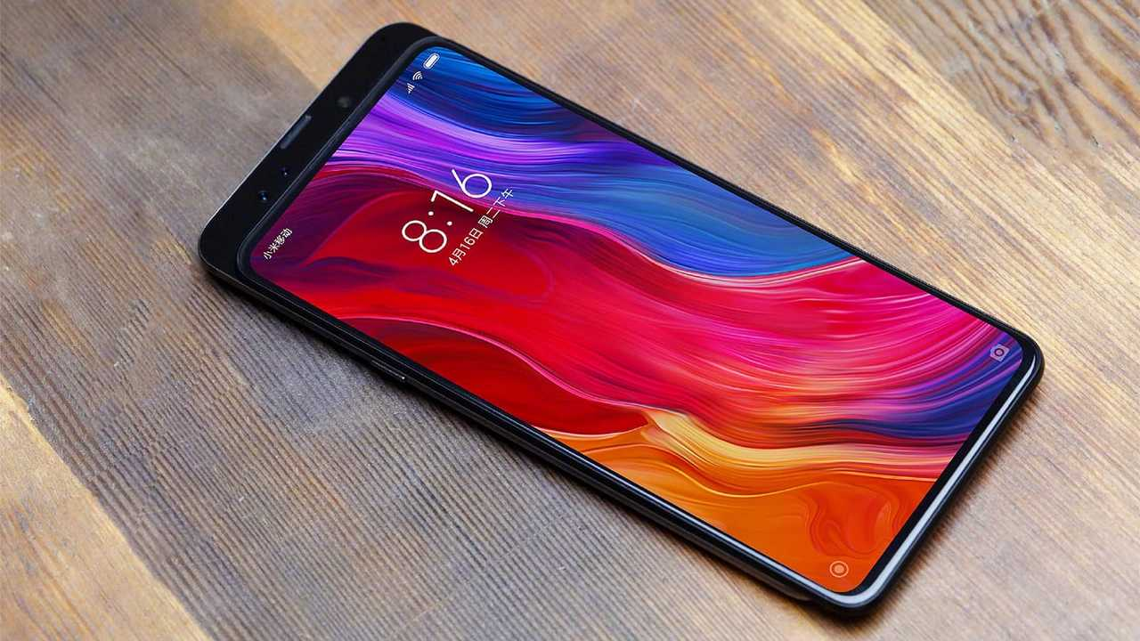 Download Xiaomi Mi Mix 3 Stock Wallpapers In Full Hd For Your