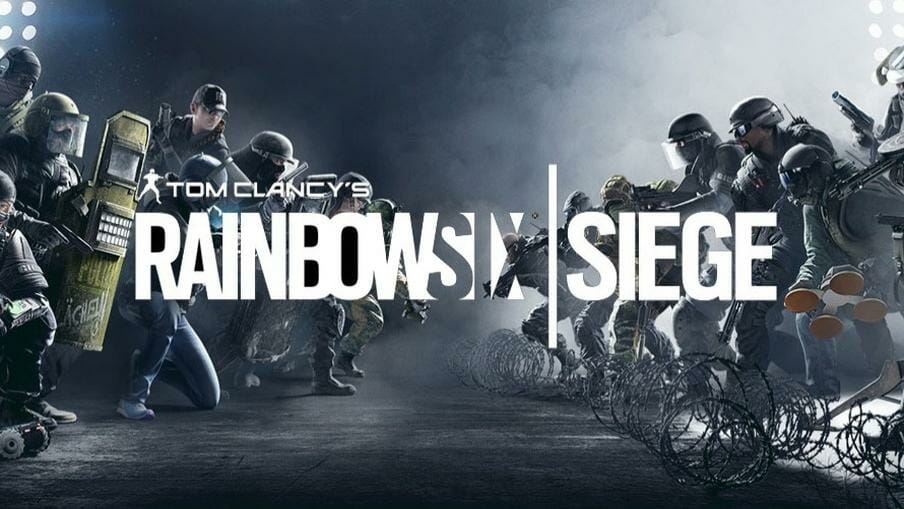 Rainbow 6 Siege Halloween Event