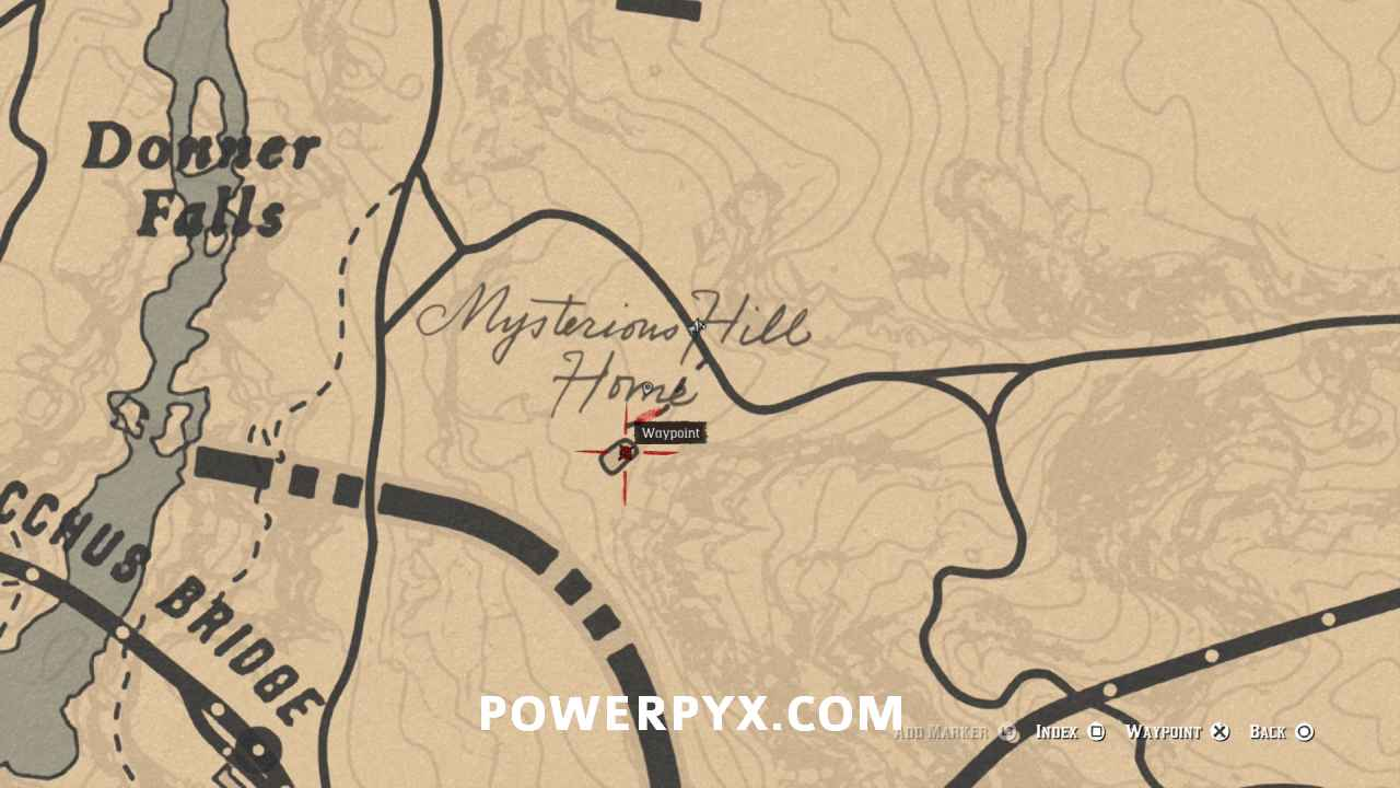 Red Dead Redemption 2 Points of Interest Guide