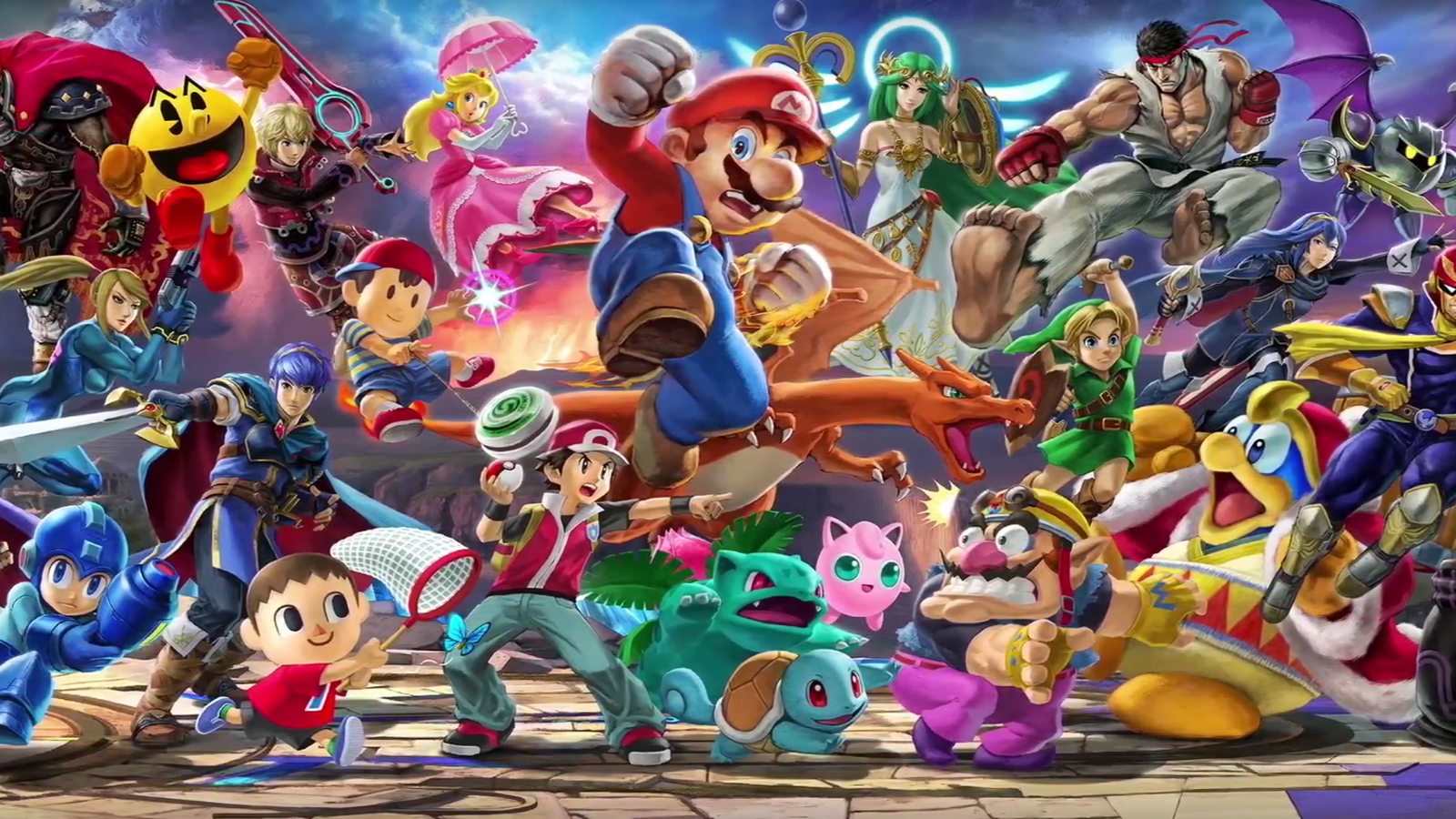 Rumor Super Smash Brothers Ultimate Leak Predicts Rayman And Many