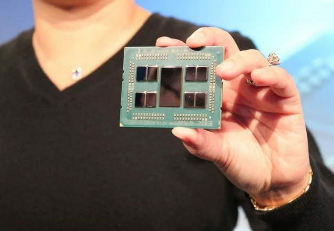 AMD's 7nm Zen 2 CPU