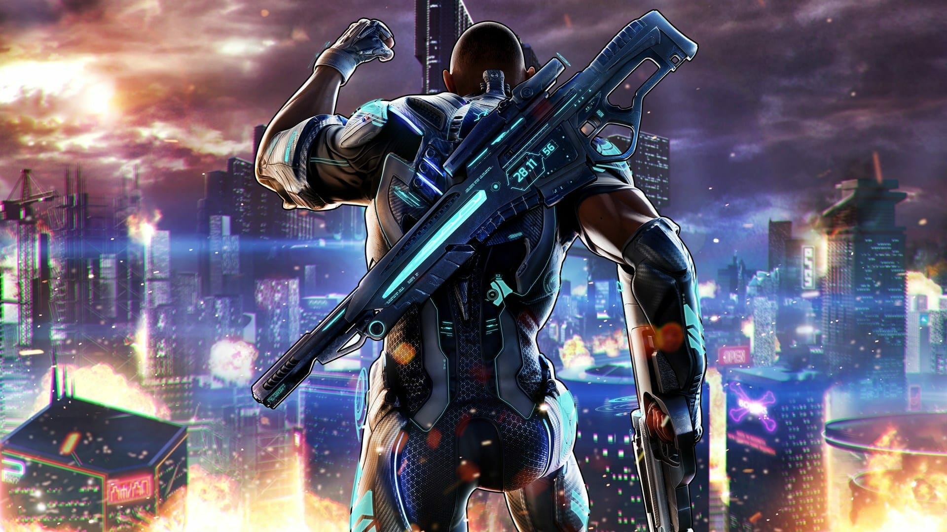 Crackdown 3 Official PC System Requirements