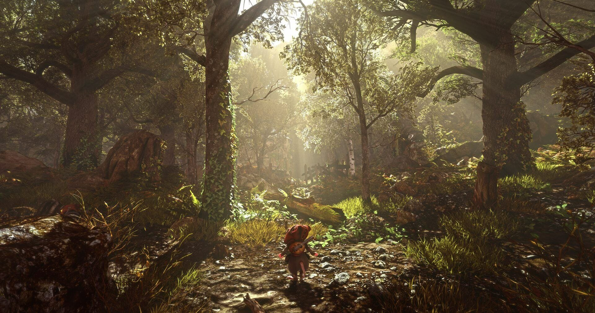 Ghost of a Tale for PS4