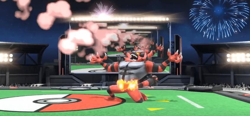 Inceniror - Incineroar Announced For Super Smash Bros. Ultimate at Nintendo Direct November 2018