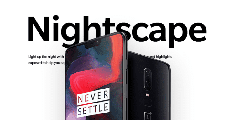 Download NightScape Camera Apk for OnePlus 5 / 5T, Brings
