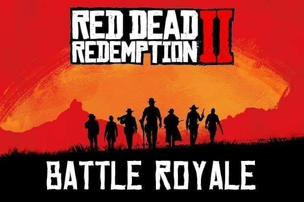 Red Dead Redemption 2 Online Battle Royale Mode