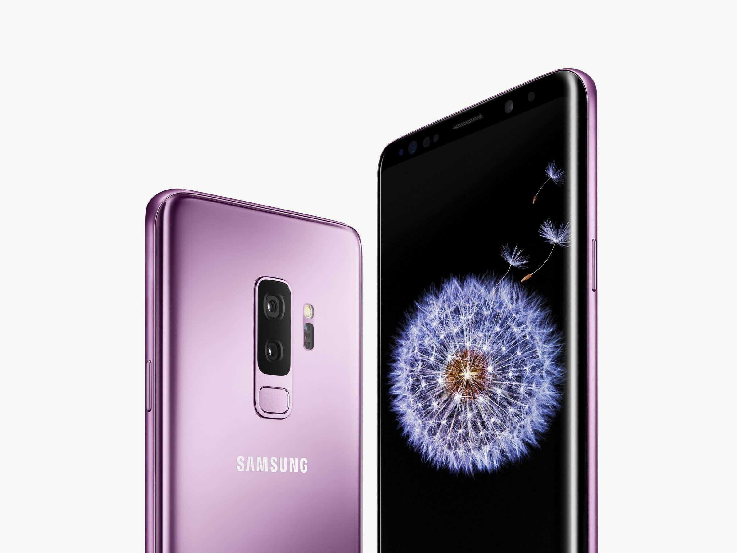 Samsung Galaxy S9 Tarjous