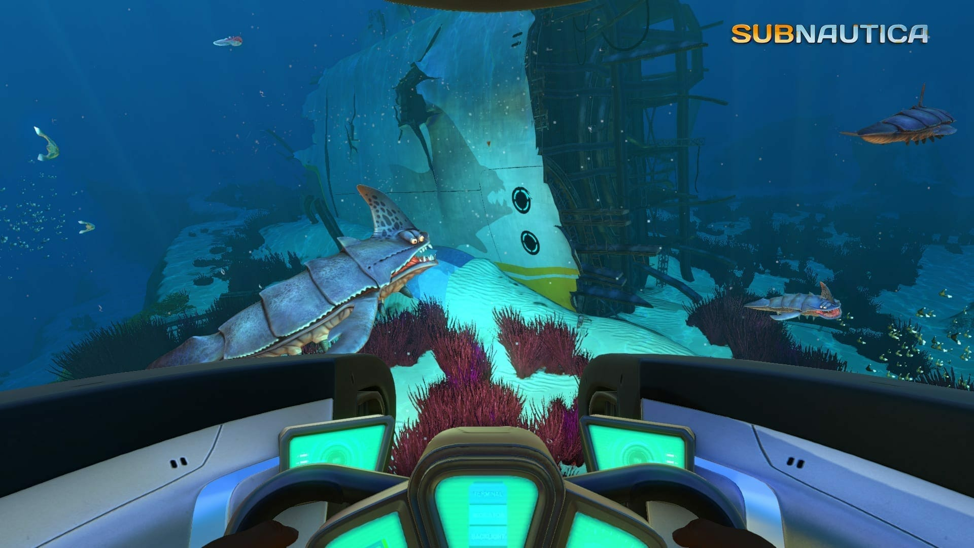 Subnautica for PS4 and Xbox One Release Date