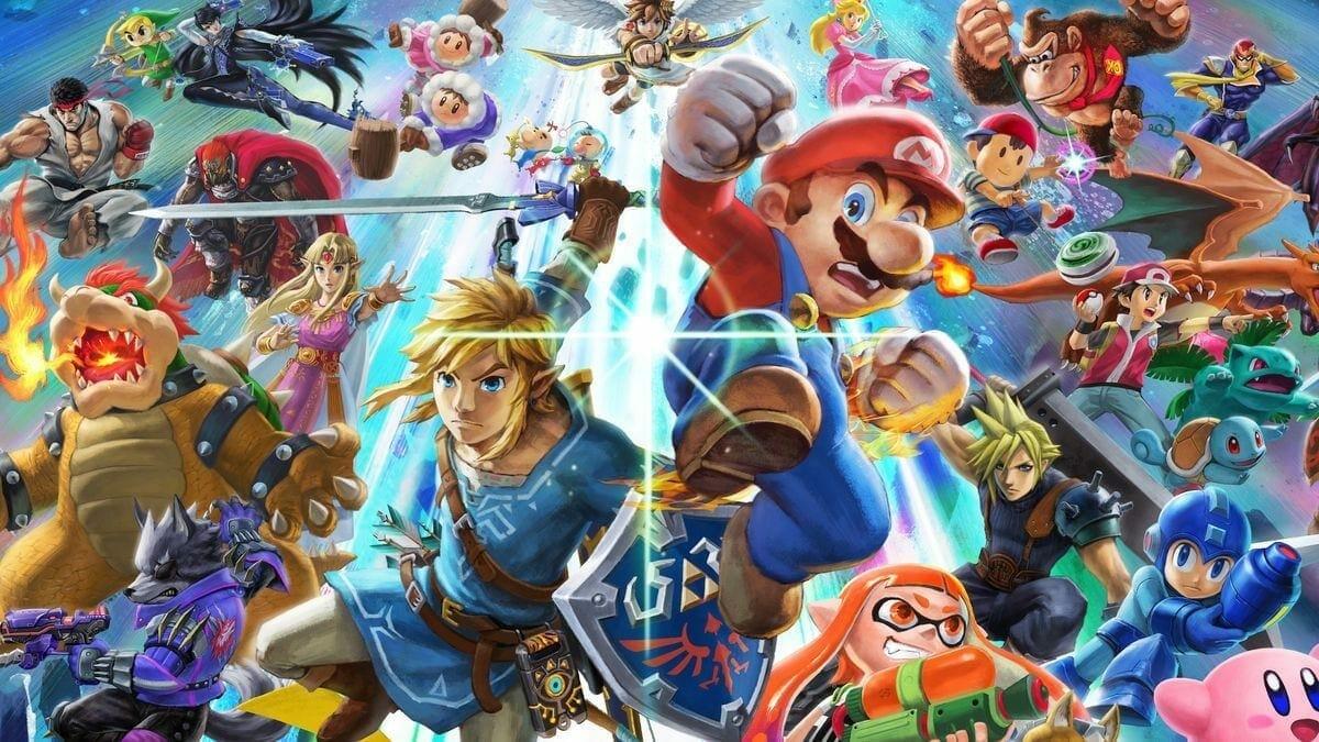 Super Smash Bros. Ultimate Hidden Modes