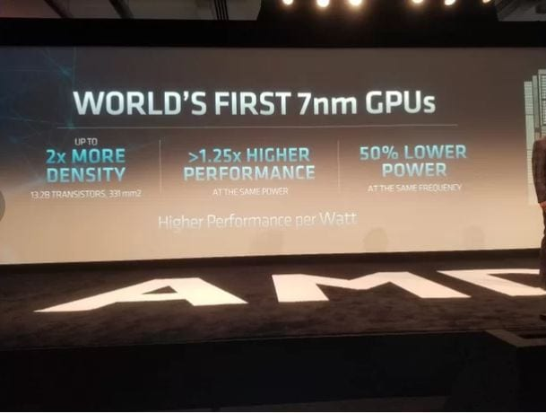 AMD's 7nm Zen 2 CPU