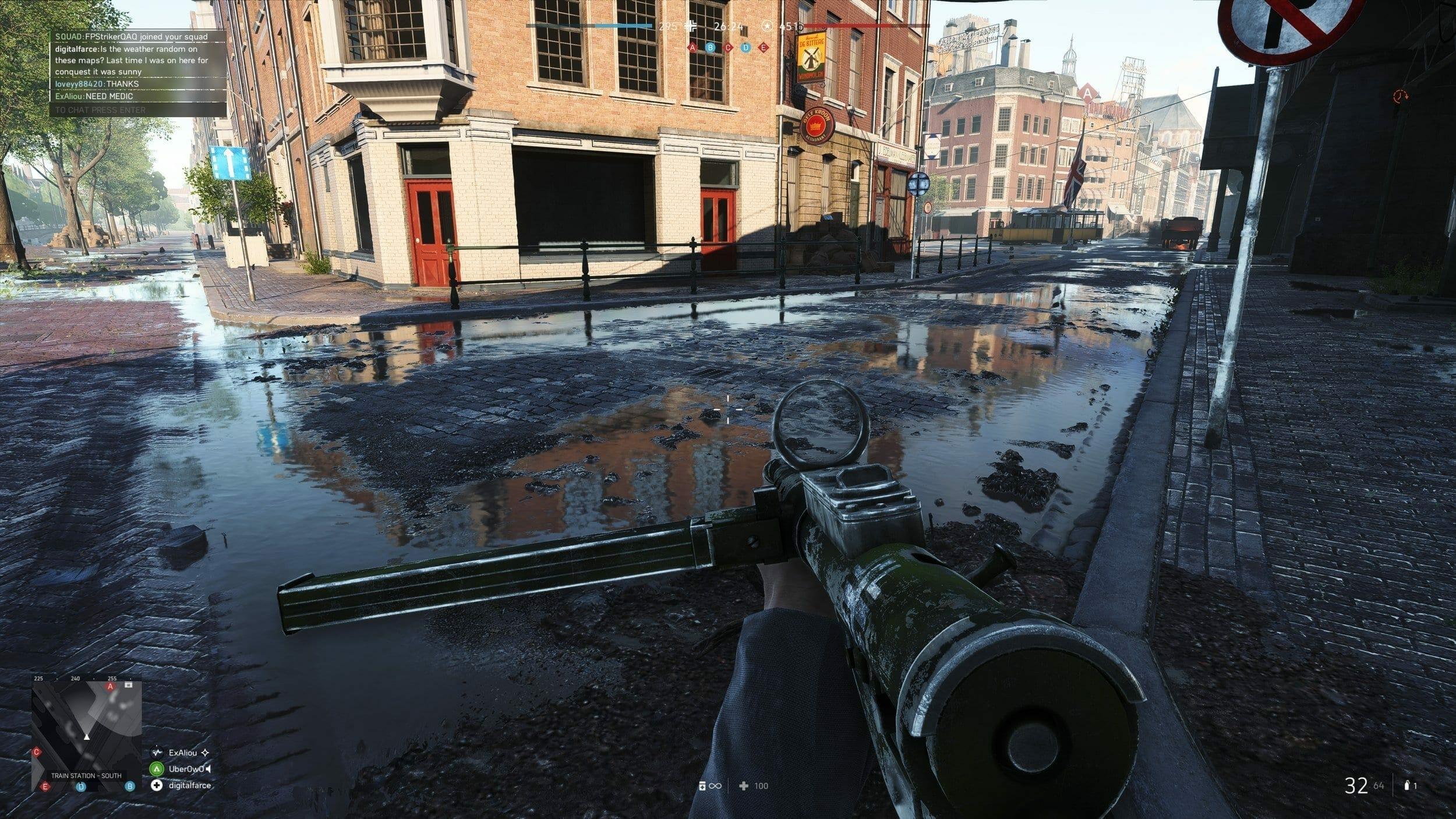 RTX in Battlefield V Screenshot