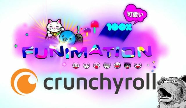 Funimation titles have been removed from Crunchyroll