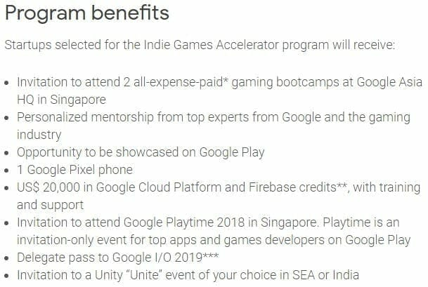 iga 2 - Google Indie Games Accelerator: Two Pakistani Gaming Studios Graduating weRplay and Dreamnode Studios along with 28 Others