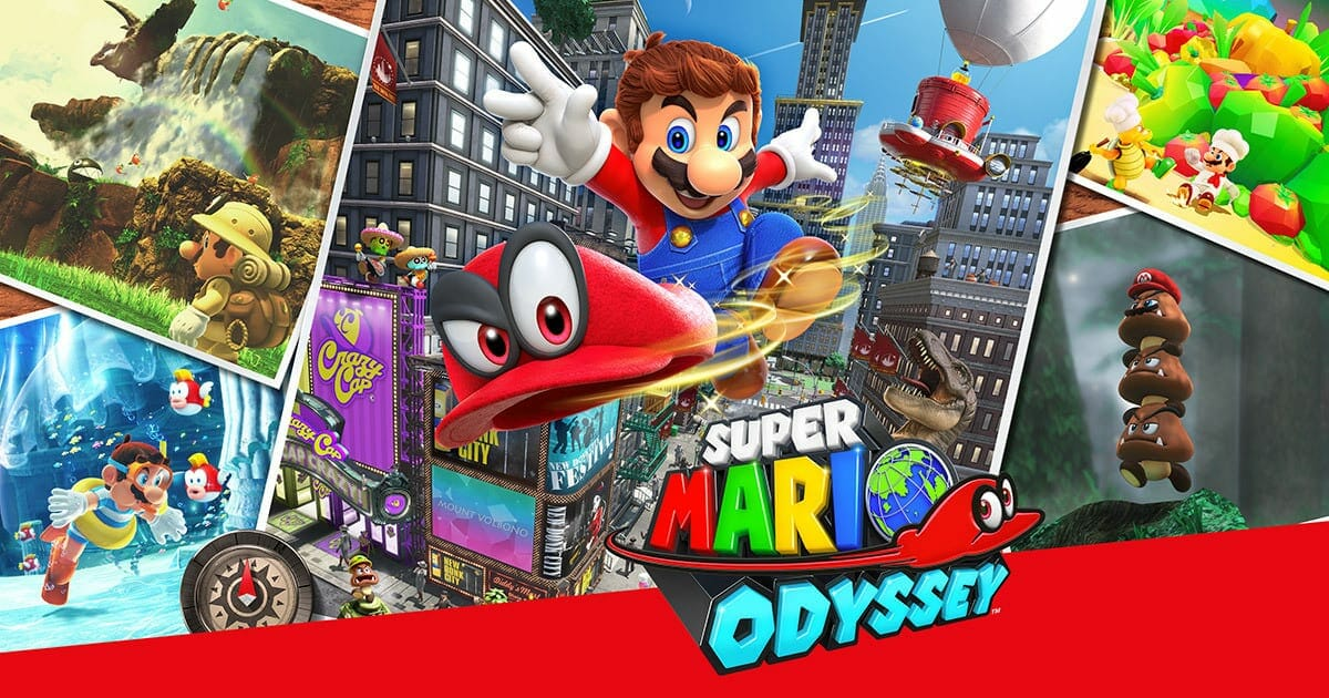 Super Mario Odyssey on Yuzu Emulator