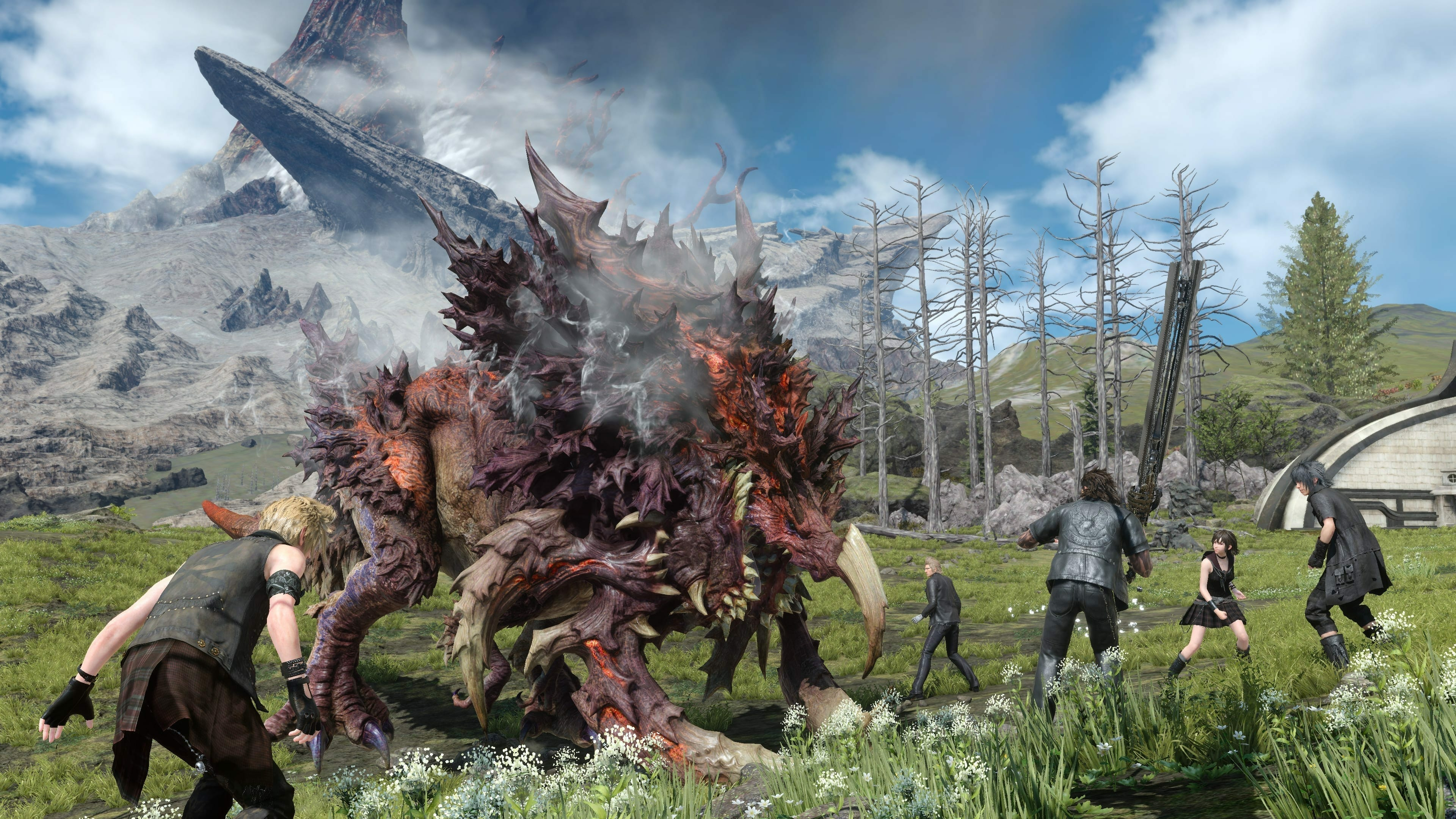 Final Fantasy XV Windows Edition gets Cracked